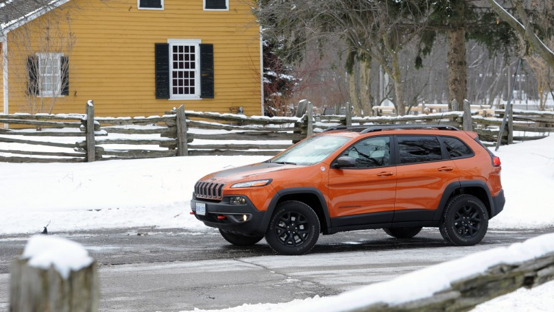 2015 Jeep Cherokee Trailhawk Review Wheelsca