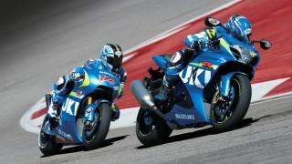 2015 Suzuki Motorcycles Lineup