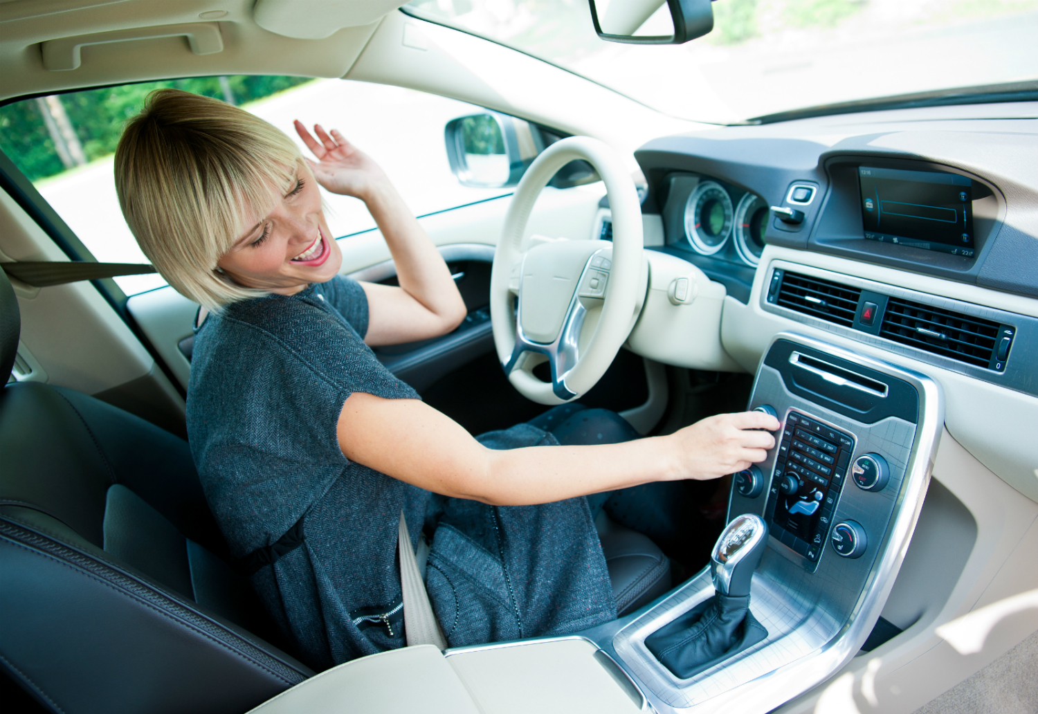 How To Lose Weight Driving to Work
