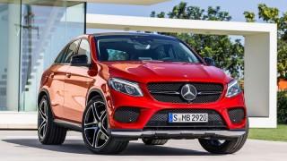 2016 Mercedes GLE-CLASS