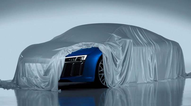 Audi laser high beams