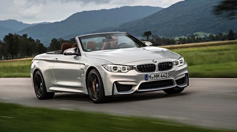 2015 BMW M4 Cabriolet Main
