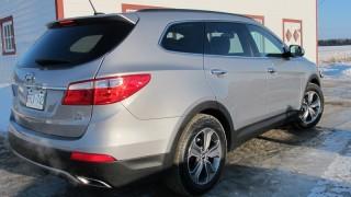 2015 Hyundai Santa Fe XL Review