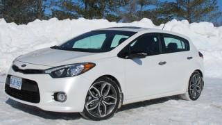 2015 Kia Forte5 SX Main