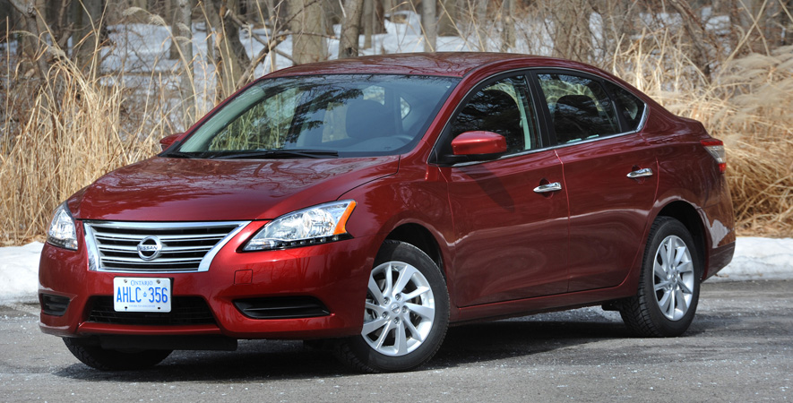 2015 nissan sentra sv review – wheels.ca