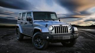 Jeep At Geneva