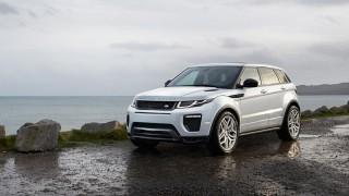Range Rover at Geneva