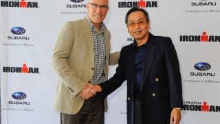 SUBARU CANADA INC. - Announces Title Sponsorship of IRONMAN