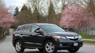 2015 Acura RDX front view