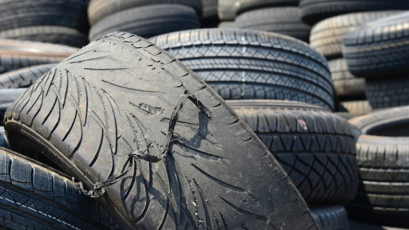Bald tires