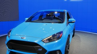 Ford Focus RS at NY