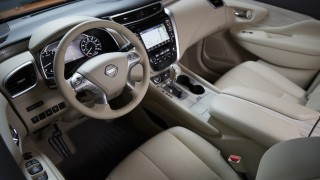 2015 Nissan Murano MMP Napa interior