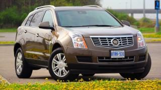Cadillac SRX 2015-main