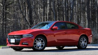 Dodge Charger SXT 2015-main