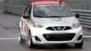 Nissan Micra Cup 2015-on track 2