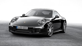 Porsche Black Editions