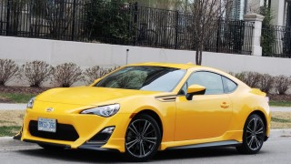 Yellow Scion FR-S Release Series