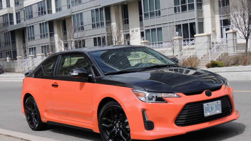 2015 Scion Tc Release Series 9 0 Review Wheels Ca