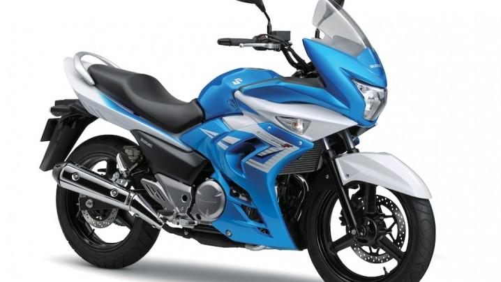 Suzuki GW250F 2015