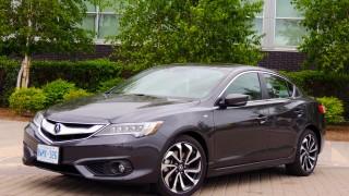 2016 Acura ILX main