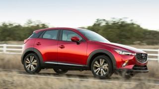 Mazda CX-3 fuel economy
