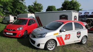 Montreal Grand Prix Micra display