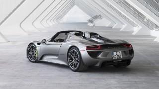 Porsche 918 Spyder ends