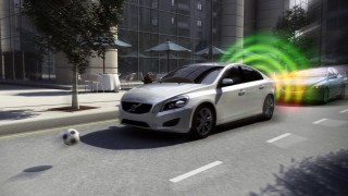 Volvo safety improvements