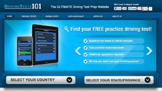 driving test app