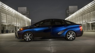 2016 Toyota Fuel Cell