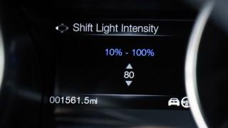 GT350 Performance Shift Light Indicator