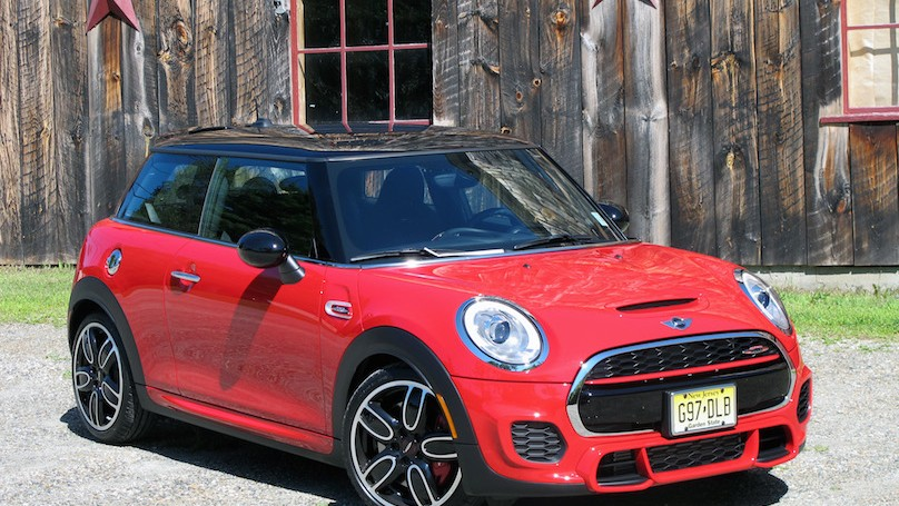 2017 Mini Cooper Hatchback Jcw Review And Specs >> 2016 Mini John Cooper Works Hatchback Review Wheels Ca