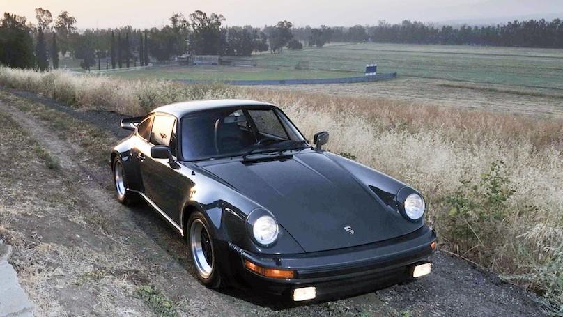 Steve McQueen Porsche auction