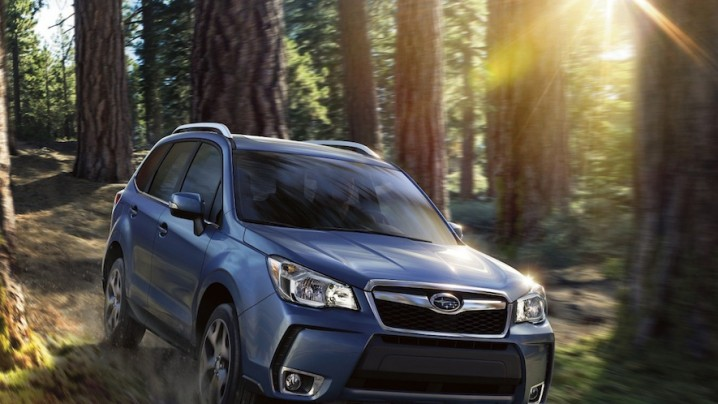 Subaru Forester 2016 pricing