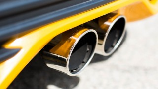 Ford Performance cat-back exhaust system