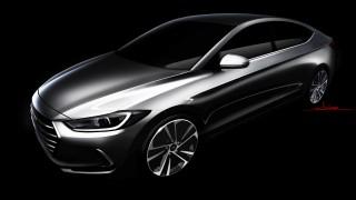 Hyundai Elantra sketch