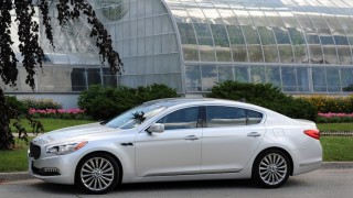Kia K900 V8 Elite 2015-main