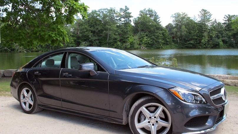 2015 mercedes benz cls 400 4matic review for Pros and cons of owning a mercedes benz