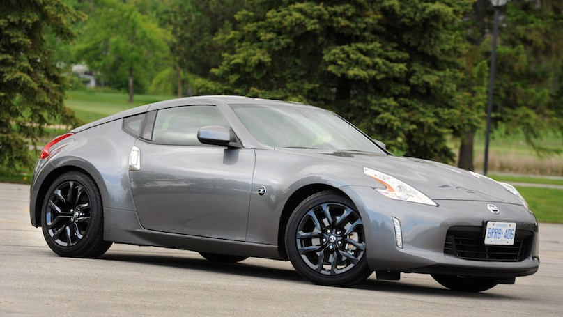 Nissan 370Z Coupe 2016-main