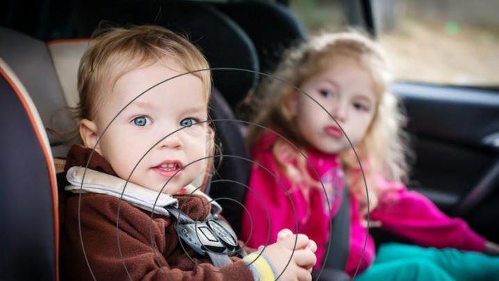 baby car seat - hot car death