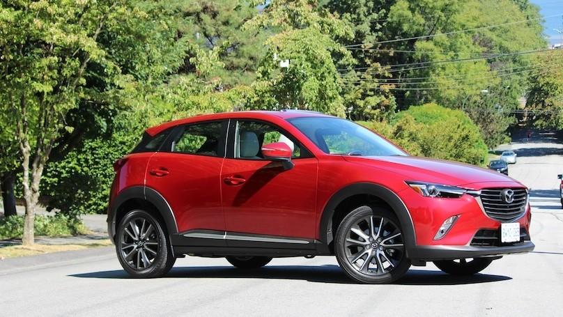 2016 Mazda CX-3 main