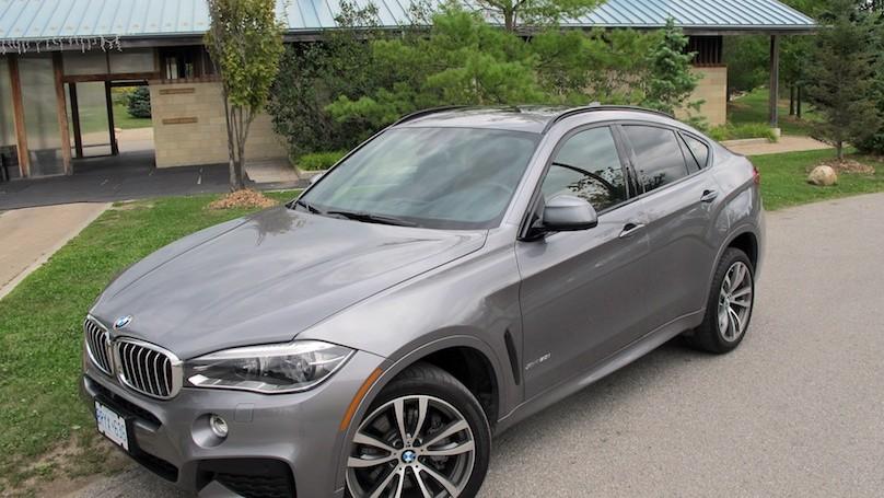 BMW X6 2015 main
