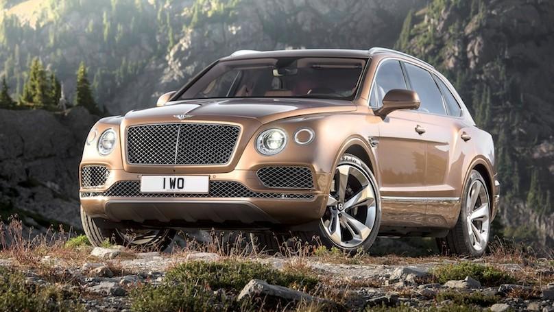 Bentley hyper lux SUV