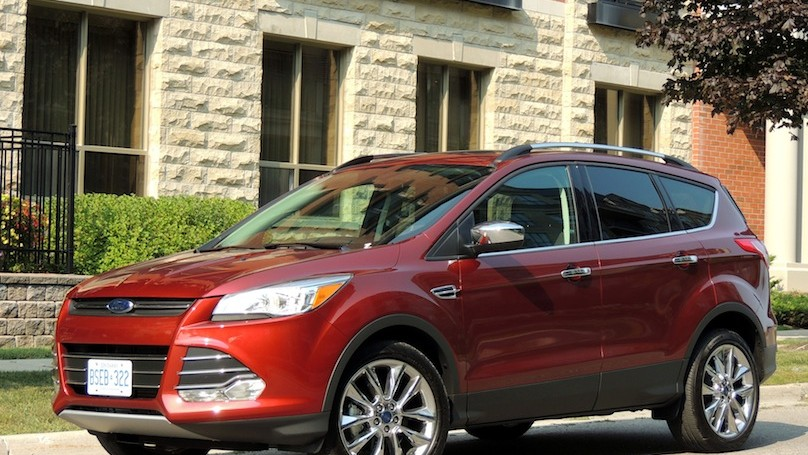 2016 ford escape se 4wd review – wheels.ca