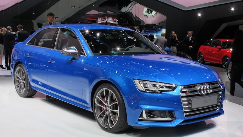 Frankfurt15 Audi S4