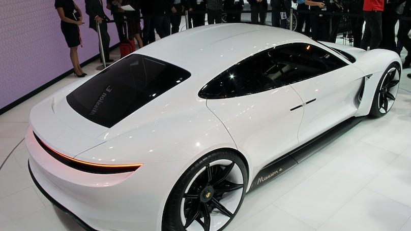 Frankfurt15 Porsche mission