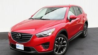 Mazda CX-5 2016 front