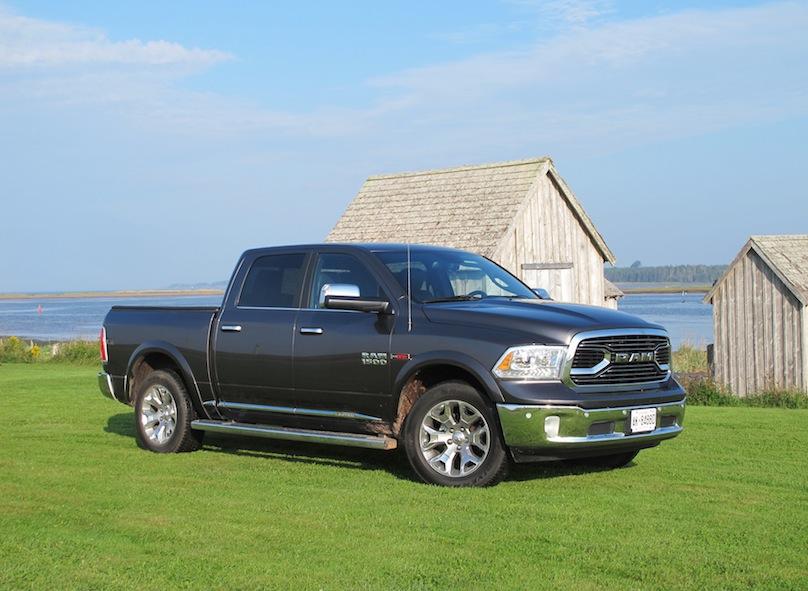 2015 Ram 1500 Ecodiesel Review Wheelsca