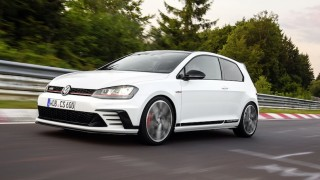 Der neue Volkswagen Golf GTI Clubsport