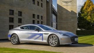 Aston electric concept
